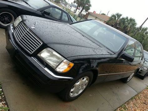 Autosource is proud to present this stunning mercedes benz s v twin turbo for sale autosourcehi our hawaii showroom is open days a week. Purchase used 1995 Mercedes Benz S600 V12 in Panama City ...