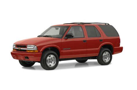 2002 Chevrolet Blazer Overview Carscom