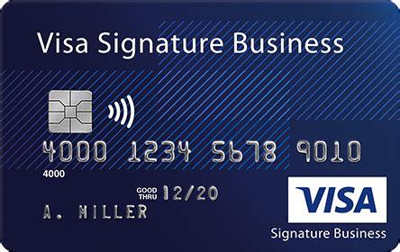 Visa signature business credit card. Small Business Cards | Visa