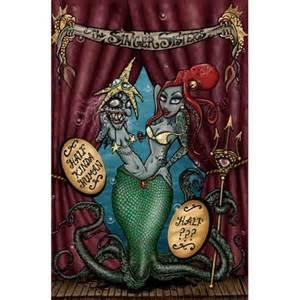 Freak Show Mermaid