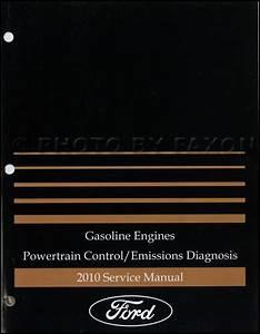2010 Ford Econoline Van And Club Wagon Wiring Diagram