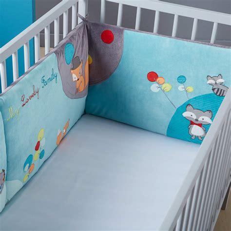 tour de lit bebe bleu liste de naissance de angelique et nicolas sur mes envies