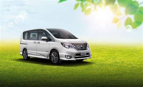 Nissan Serena Backgrounds by 01 New Nissan Serena S Hybrid Ckd With Background