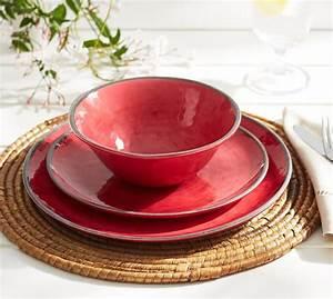 Swirl Melamine Dinner Plate, Set of 4 Pottery Barn