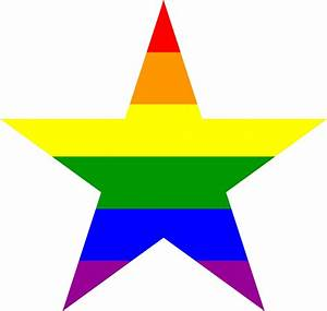 Stars clipart rainbow stars - Pencil and in color stars ...