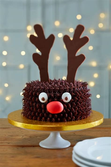 awesome christmas cake decorating ideas mums  lists