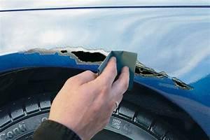 Auto Rost Entfernen : comment reparer la rouille sur une voiture ~ Frokenaadalensverden.com Haus und Dekorationen