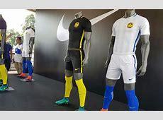 Piala AFF 2016 Nike Beri Singapura dan Malaysia Jersey