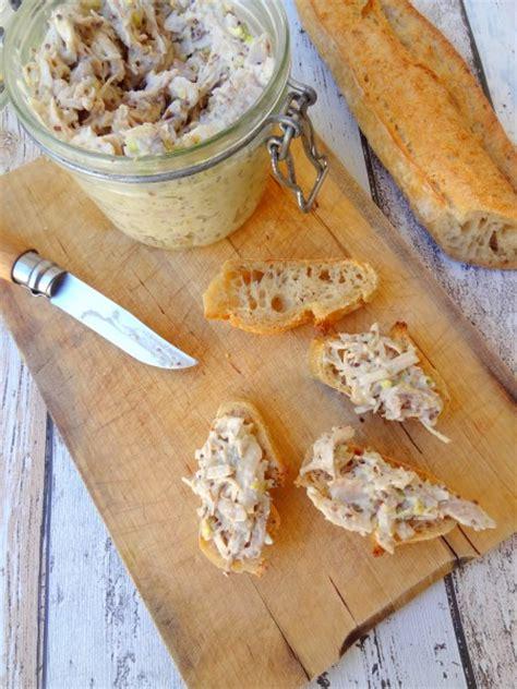 rillettes de poulet aux pistaches