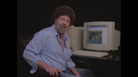 The Joy Of Memeing With Bob Ross