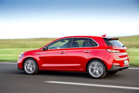 2019 Hyundai I30 N Line Is No Hot Hatchback, But Still