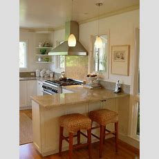 Kitchen Breakfast Bar  Countertop Height Or Bar Height