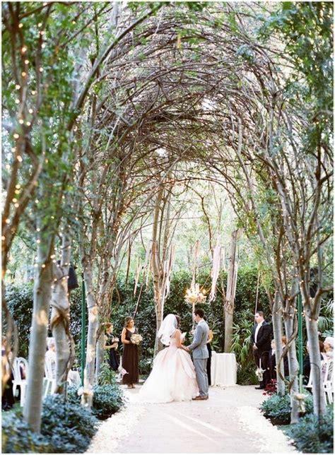 mariage de jardin enchanted secret garden mariage
