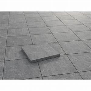 Terrassenplatten Reinigen Beton : terrassenplatte beton palermo grau nuanciert 40 x 40 x 5 ~ Michelbontemps.com Haus und Dekorationen