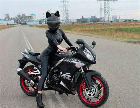 Cat Ear Motorcycle Helmets ヘルメット、スーツ、耳元につけたいアクセサリー