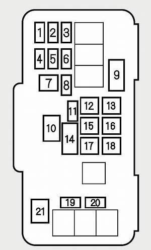 2006 Honda Accord Fuse Diagram 3755 Archivolepe Es