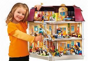 destockage playmobil 5302 maison de ville univers