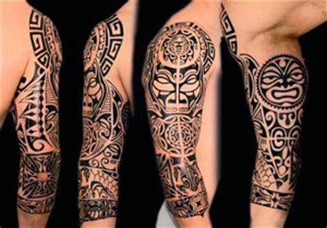 Tatuajes Maories Pierna Brazalete Tattoo Art