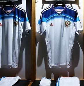 Russia Away World Cup 2014 Kit- New Russian Alternate ...