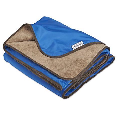 Xl Plush Fleece Outdoor Stadium Waterproof Blanket The