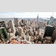 Osservatorio Top Of The Rock Biglietti  New York Getyourguideit