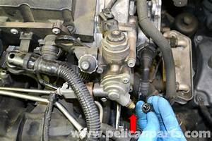 Volkswagen Golf Gti Mk V Low Fuel Pressure Sensor Replacement  2006-2009