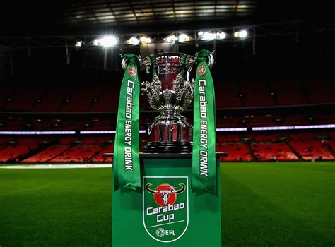 EFL Cup semi-final draw: What time is it, where can I ...