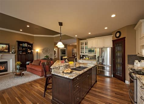 another kitchen family room combo kitchen family rooms
