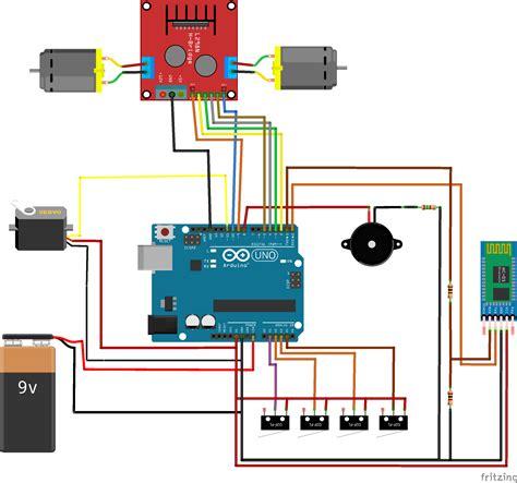 Problem Trigger Limit Switch Stop Motor