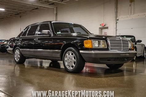 Where is the power steering fluid reservoir on a 1995 mercedes benz 500sl? 1984 Mercedes-Benz 500SEL for sale #2422815 - Hemmings ...