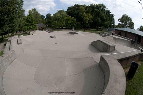 Lexington Skatepark, Kentucky