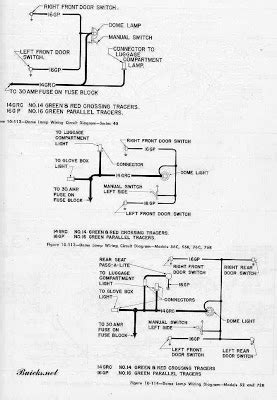 Buick Roadmaster Dome Lamp Wiring Diagram All About