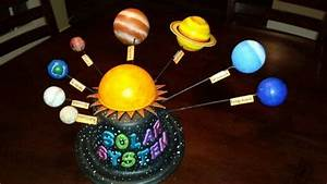 5th grade Solar System top hat project. | Science ...