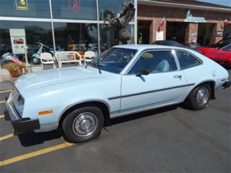 ford pinto stock   sale  brookfield wi