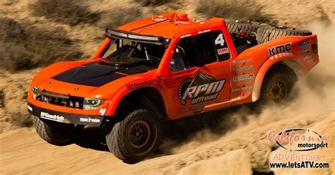 5 Things You Need to Know about the Baja 1000 Race | Let's ATV