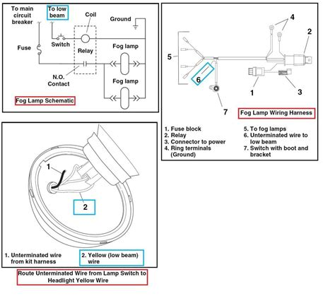 Harley Davidson Fog Light Wiring Diagram by Harley Fog Lights Wiring Diagram Wiring Library