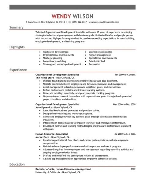General Resume Layout by Hotel General Manager Resume Template