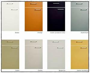 facade placard cuisine 46343 placard idees With meuble cuisine bas 120 cm 11 meuble de cuisine sous evier rouge 2 portes delice h 70 x