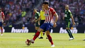 LaLiga Santander Gimenez Atletico Madrid Didn39t Have