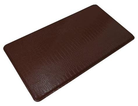 gel kitchen floor mat gel kitchen mats gelpro crocodile comfort floor 3739