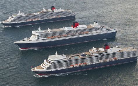Cunard's Queen Mary 2 Royalty On The High Seas Telegraph