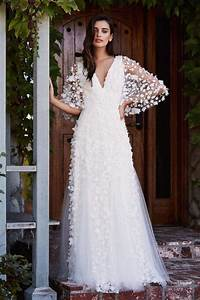 gorgeous tadashi shoji wedding dresses fall 2018 modwedding With tadashi shoji wedding dresses