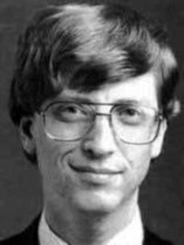 The Life Of Bill Gates timeline | Timetoast timelines