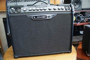 Line 6 Spider Jam Black With Fbv Control Foot Pedal  Manual