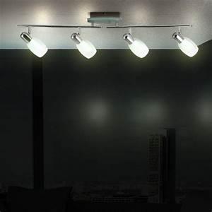 Esszimmer Lampe Led : 20w led spot decken strahler leuchte lampe esszimmer badezimmer beleuchtung neu ebay ~ Markanthonyermac.com Haus und Dekorationen