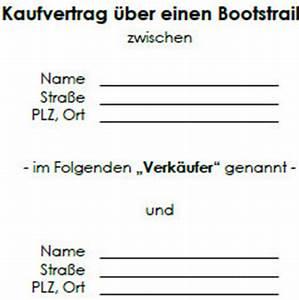 Kaufvertrag Gekauft Wie Gesehen : kaufvertrag bootstrailer muster zum download ~ Lizthompson.info Haus und Dekorationen