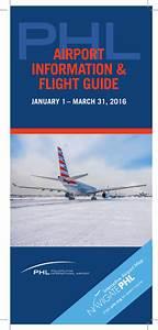 Phl Flight Guide