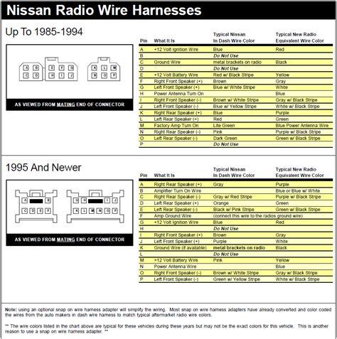 Factory Radio Player Nissan Forum