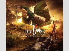 CDJapan FateZero Original Soundtrack Animation
