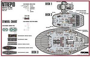 star trek blueprints u s s intrepid nx 74600